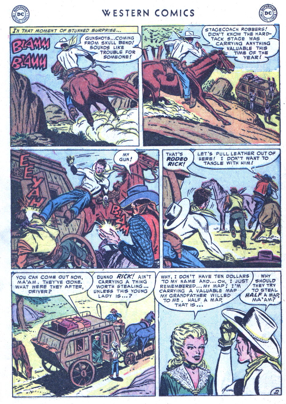 Western Comics issue 42 - Page 20