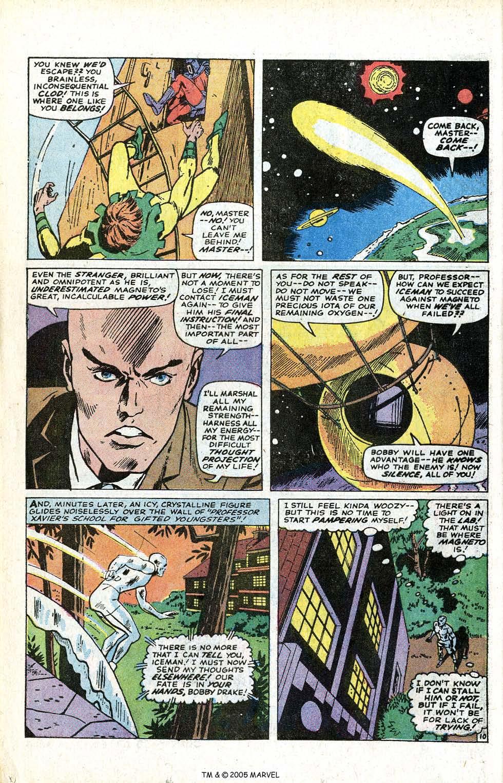 Uncanny X-Men (1963) issue 70 - Page 36