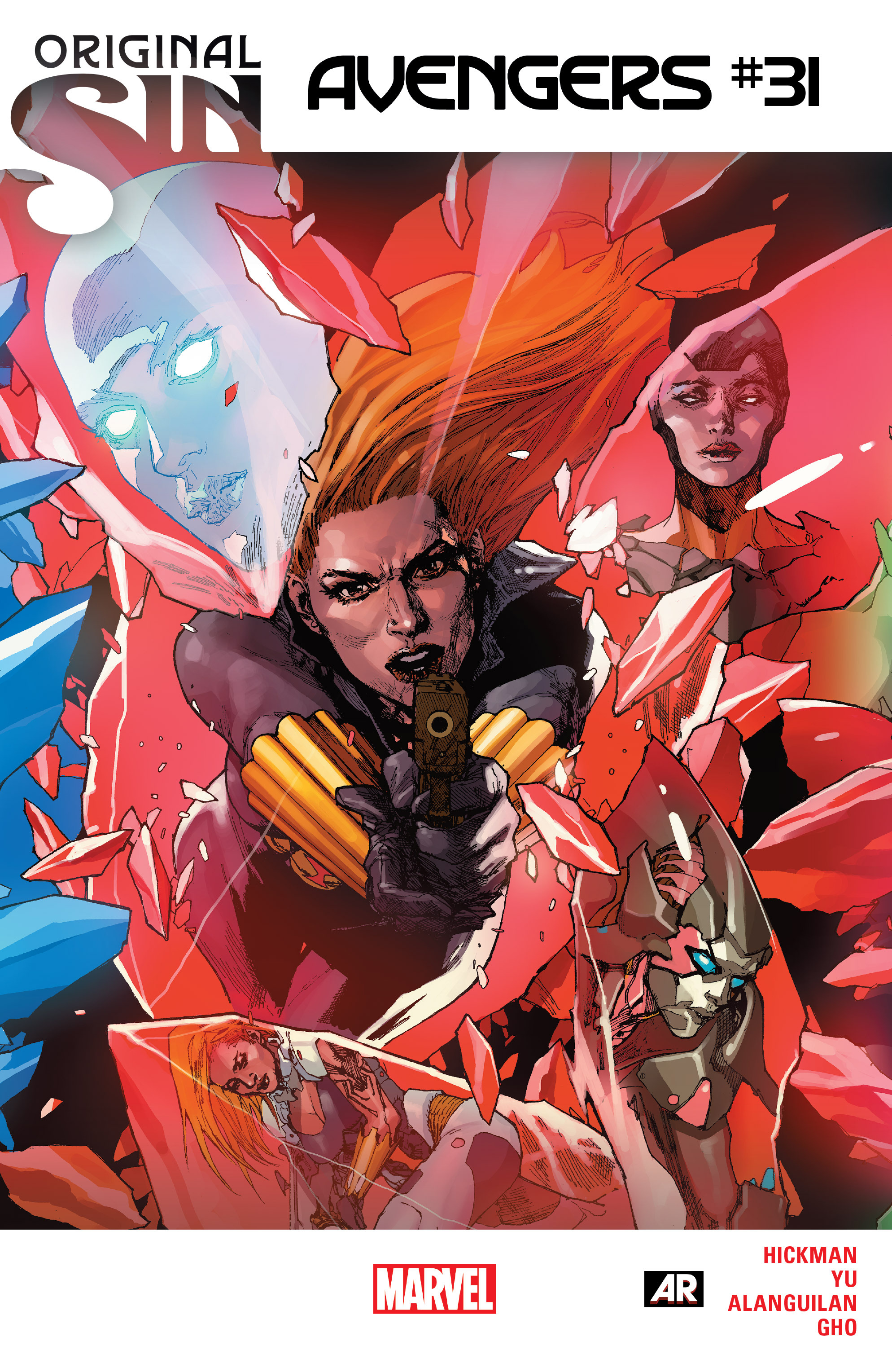 Read online Avengers (2013) comic -  Issue #31 - 1