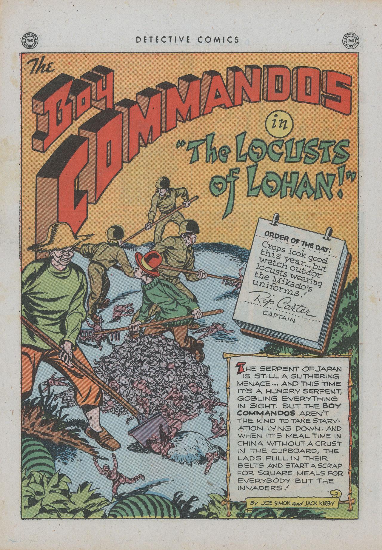 Read online Detective Comics (1937) comic -  Issue #99 - 33
