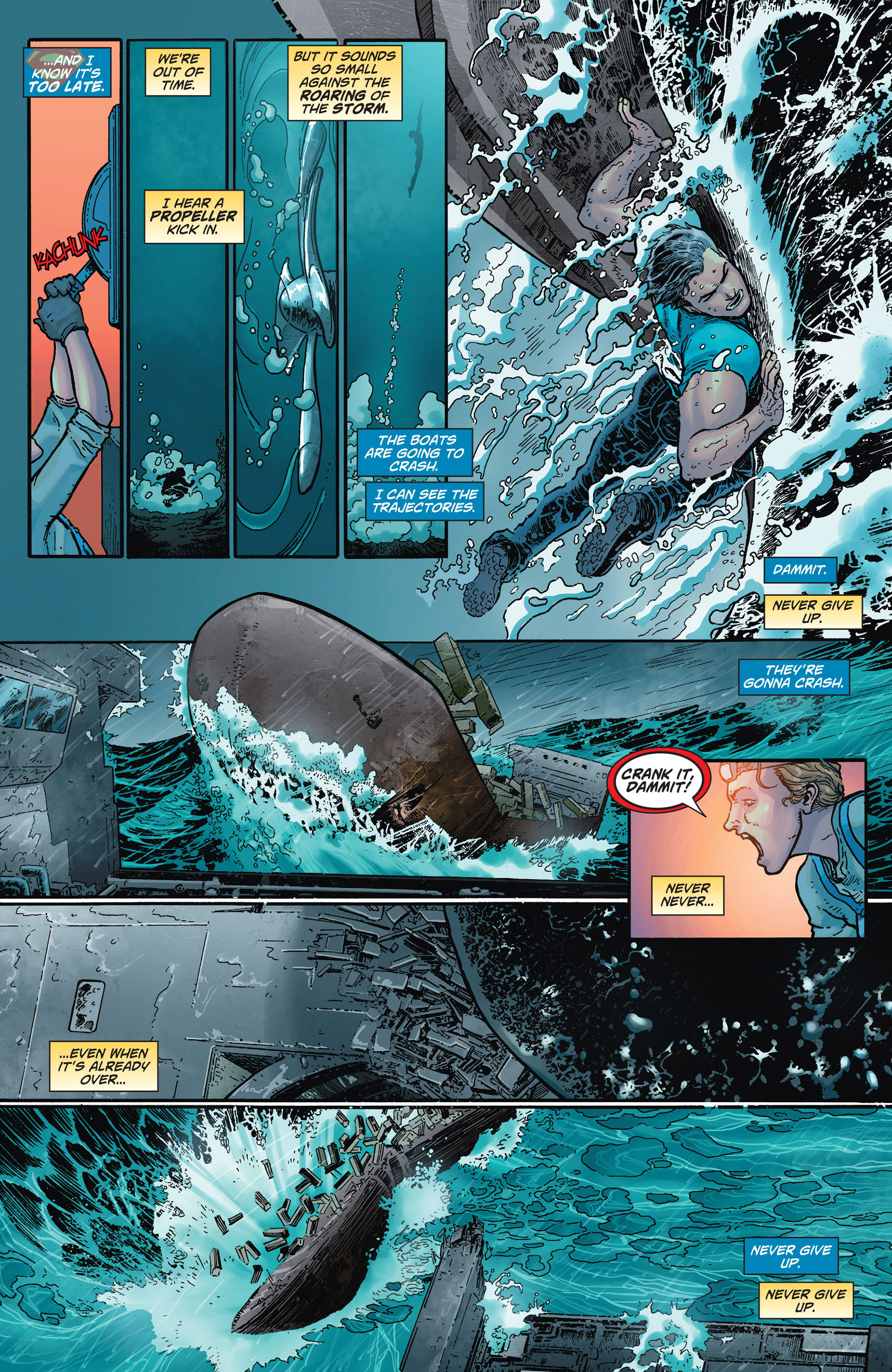 Read online Action Comics (2011) comic -  Issue #25 - 19