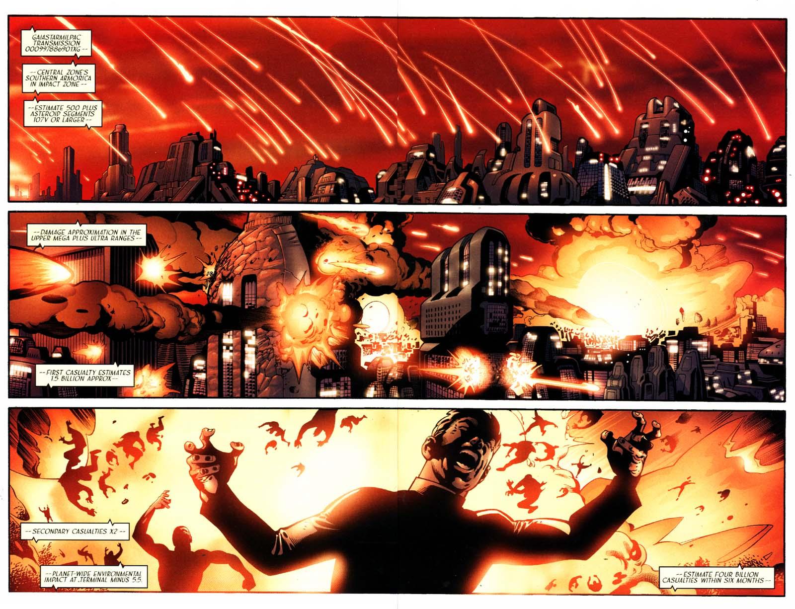Read online Sigil (2000) comic -  Issue #23 - 34