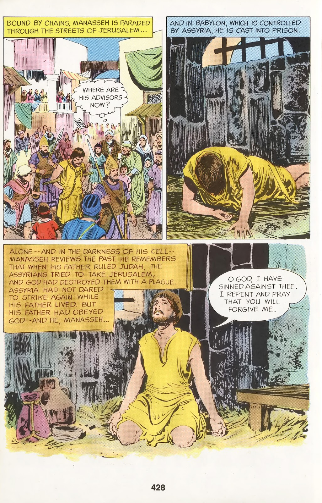 The Picture Bible issue TPB (Part 5) - Page 31