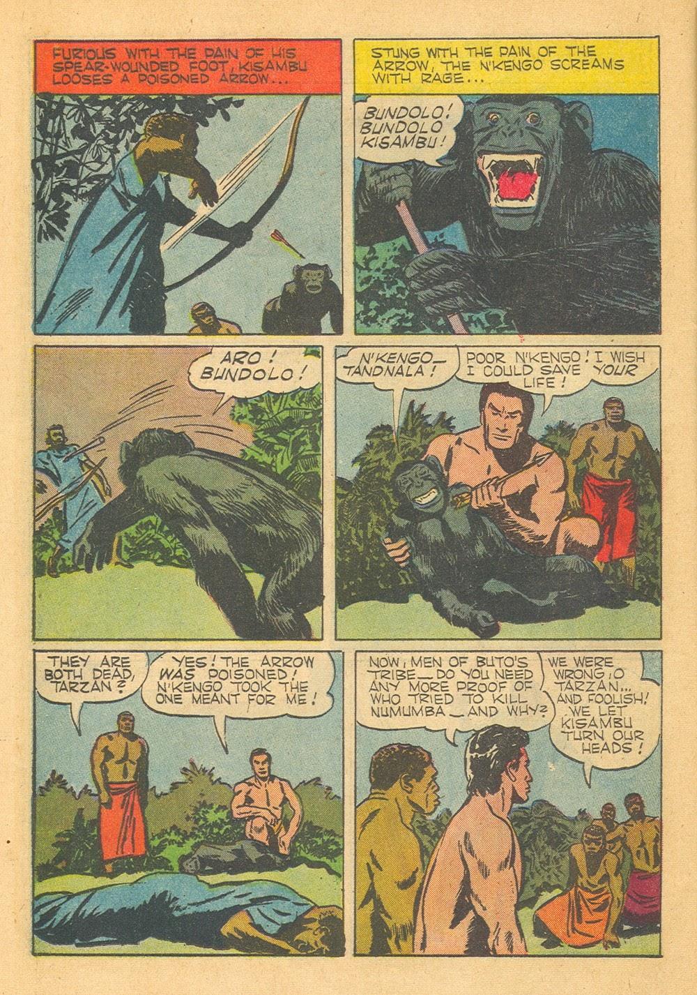 Tarzan (1948) issue 125 - Page 16