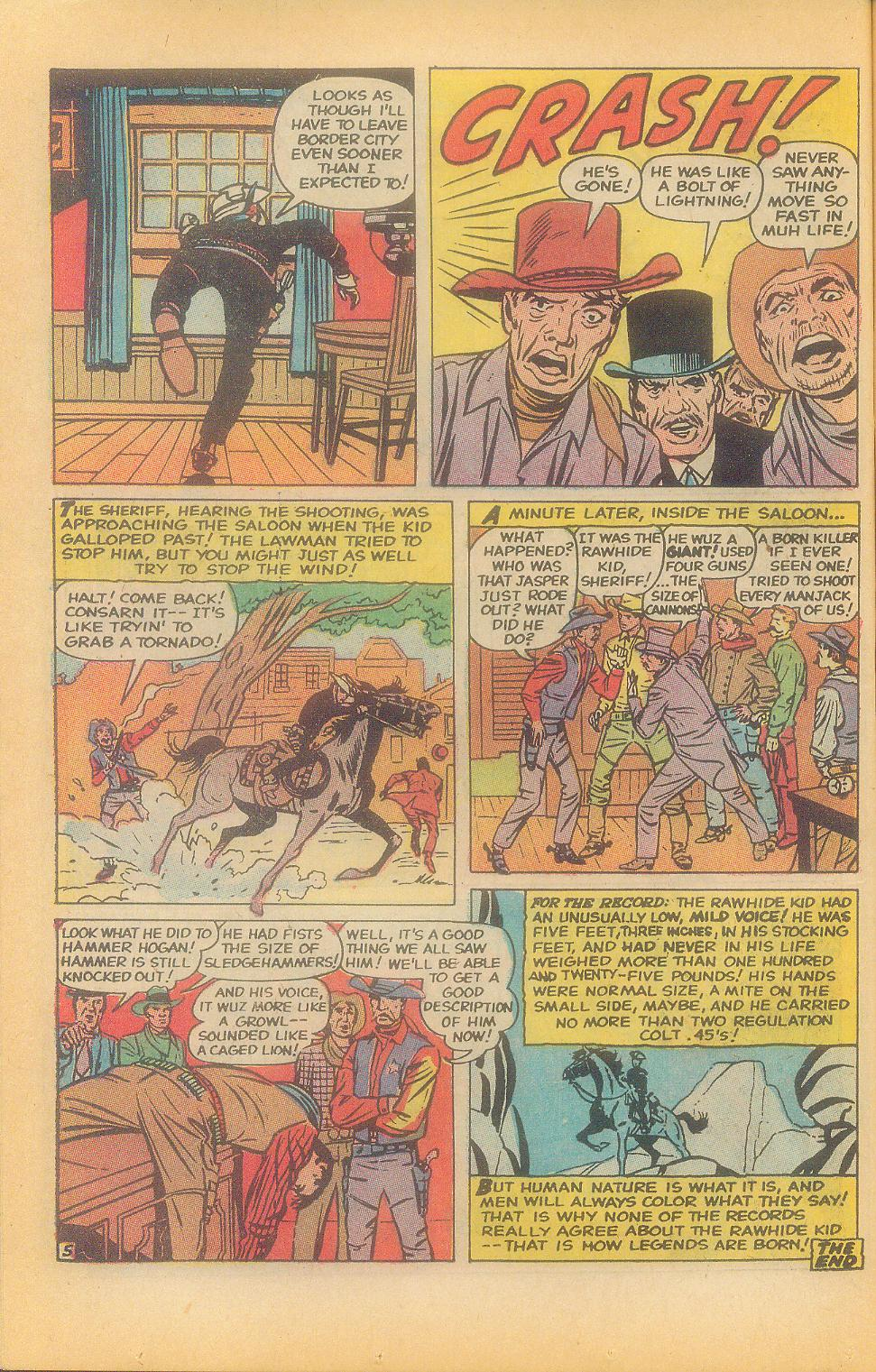 The Rawhide Kid (1955) issue 92 - Page 42
