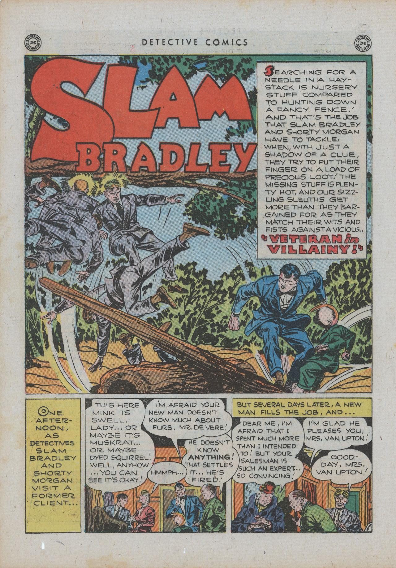 Read online Detective Comics (1937) comic -  Issue #99 - 17