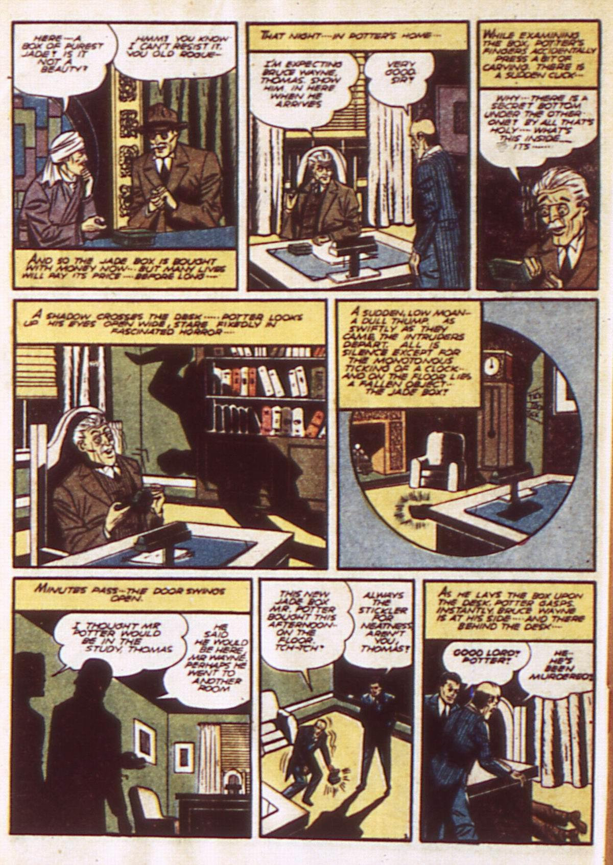 Read online Detective Comics (1937) comic -  Issue #52 - 4