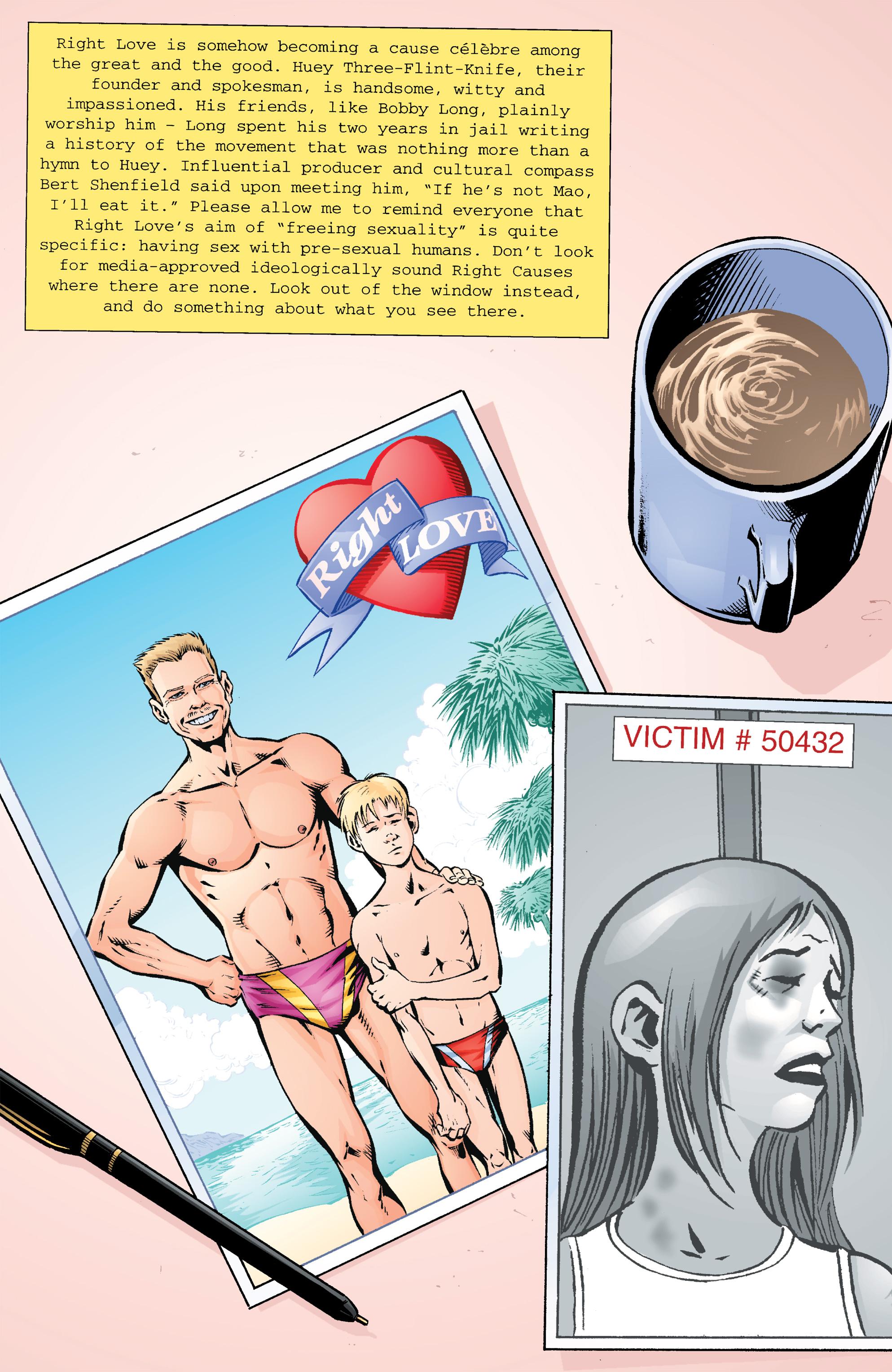 Read online Transmetropolitan comic -  Issue #26 - 11