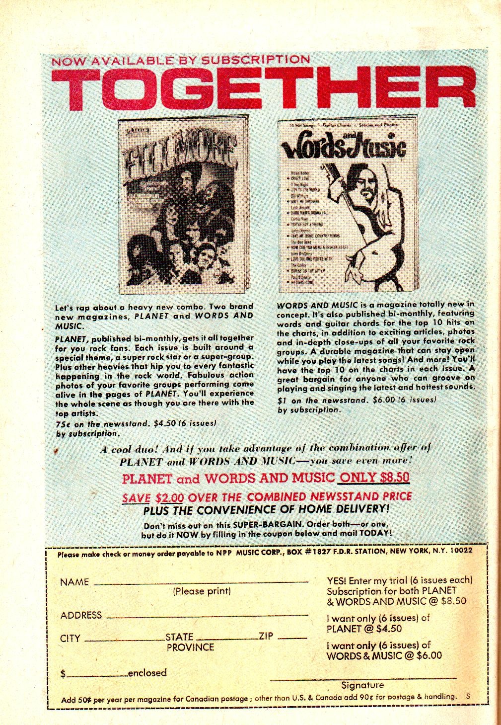 Read online All-Star Western (1970) comic -  Issue #10 - 44