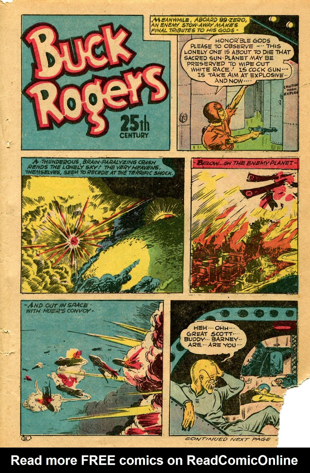 Read online Famous Funnies comic -  Issue #127 - 5
