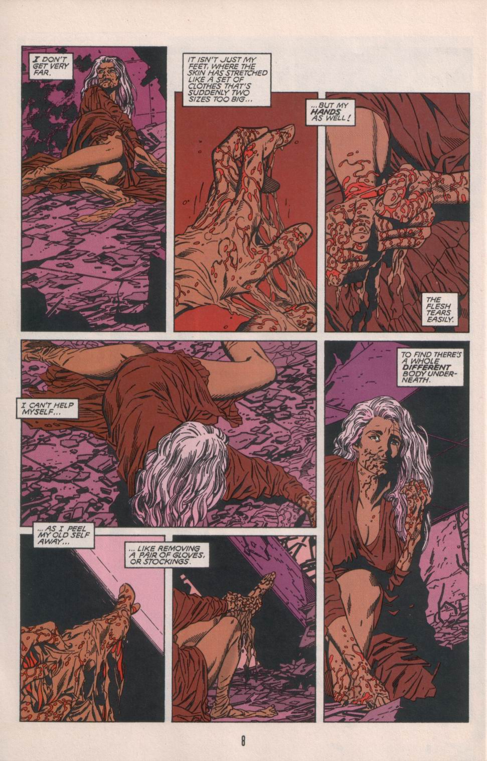 Read online Aliens/Predator: The Deadliest of the Species comic -  Issue #1 - 9