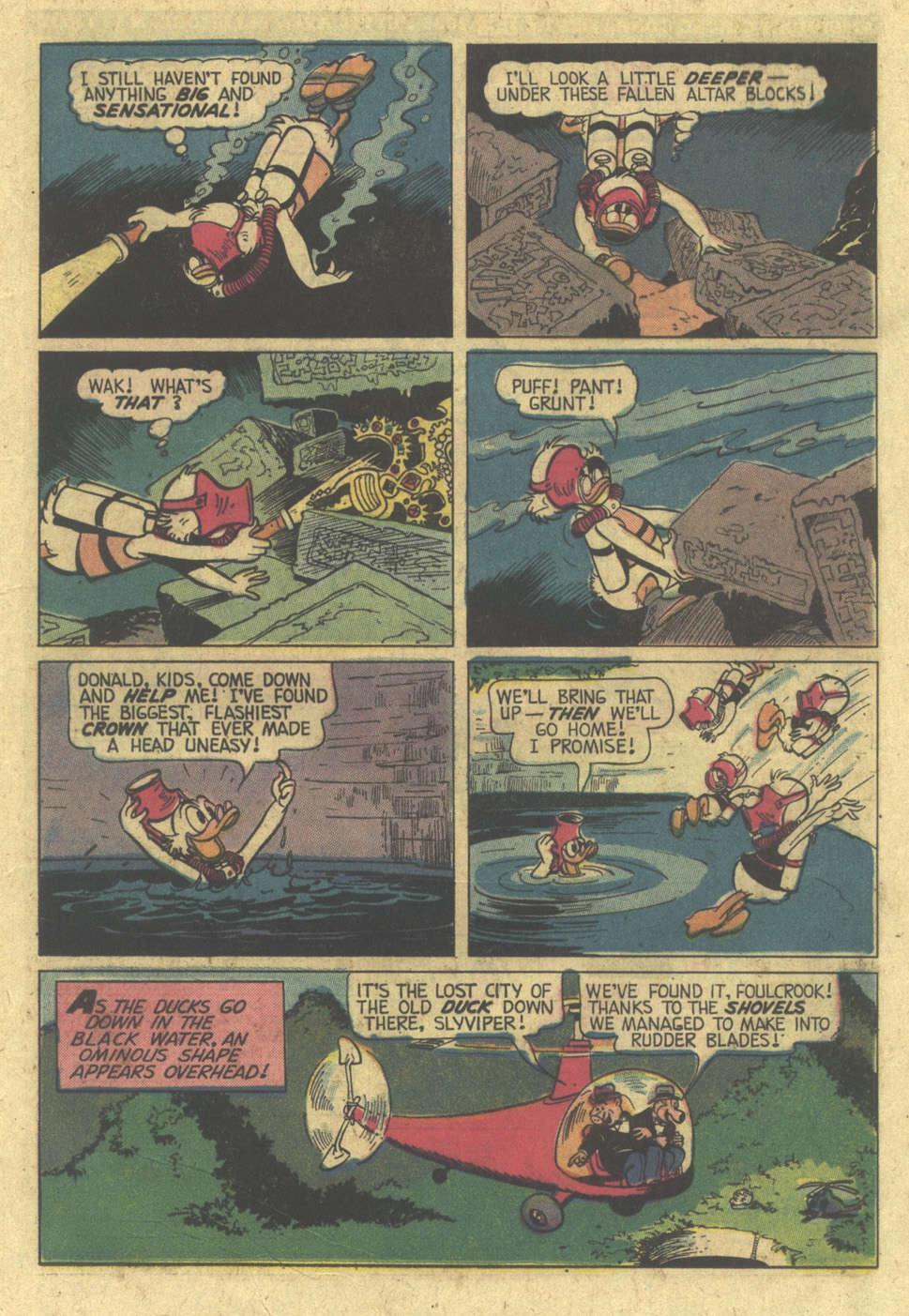 Read online Uncle Scrooge (1953) comic -  Issue #113 - 17