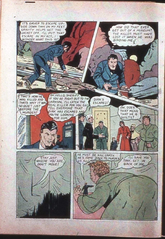 Read online Super-Magician Comics comic -  Issue #7 - 55