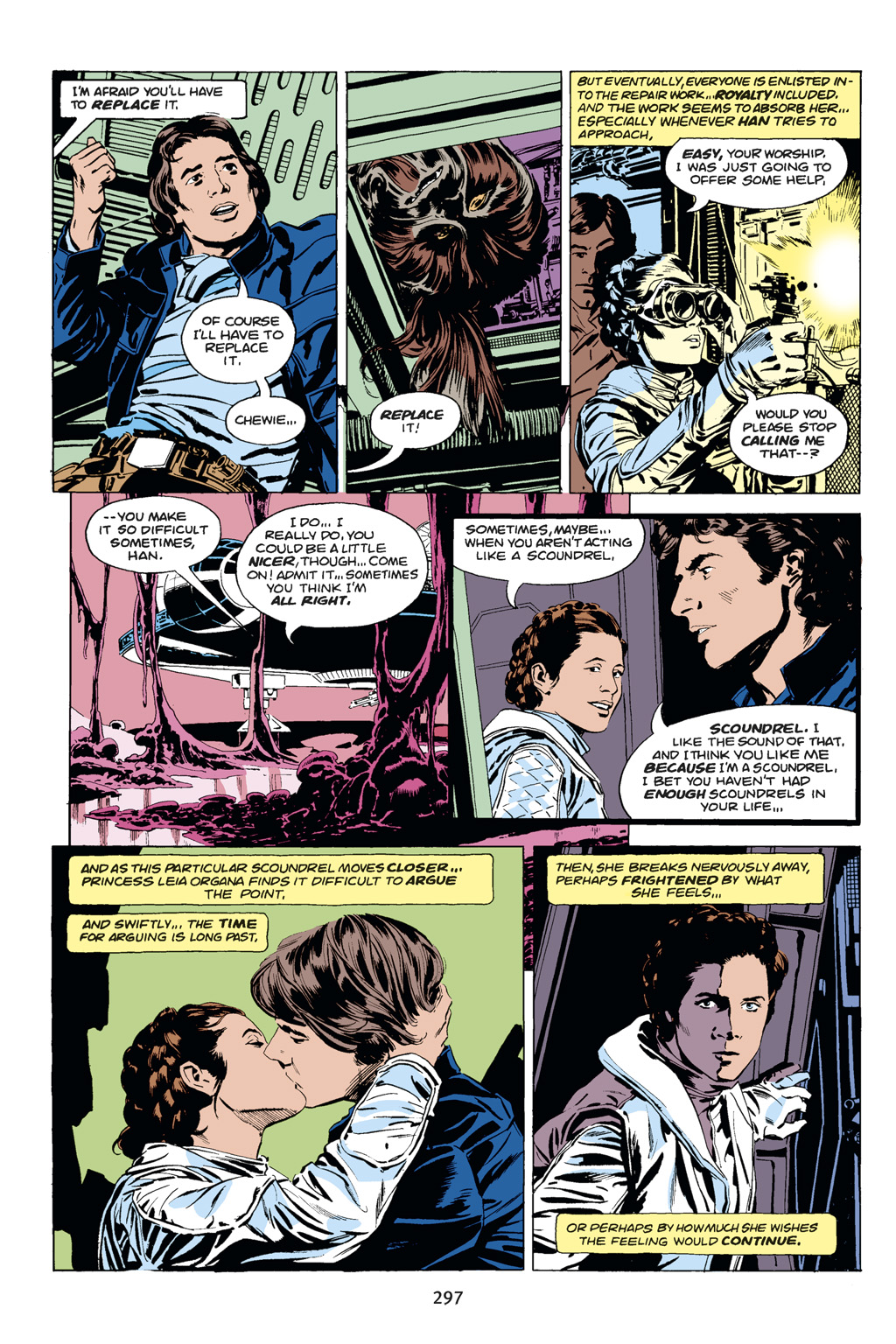 Read online Star Wars Omnibus comic -  Issue # Vol. 14 - 295