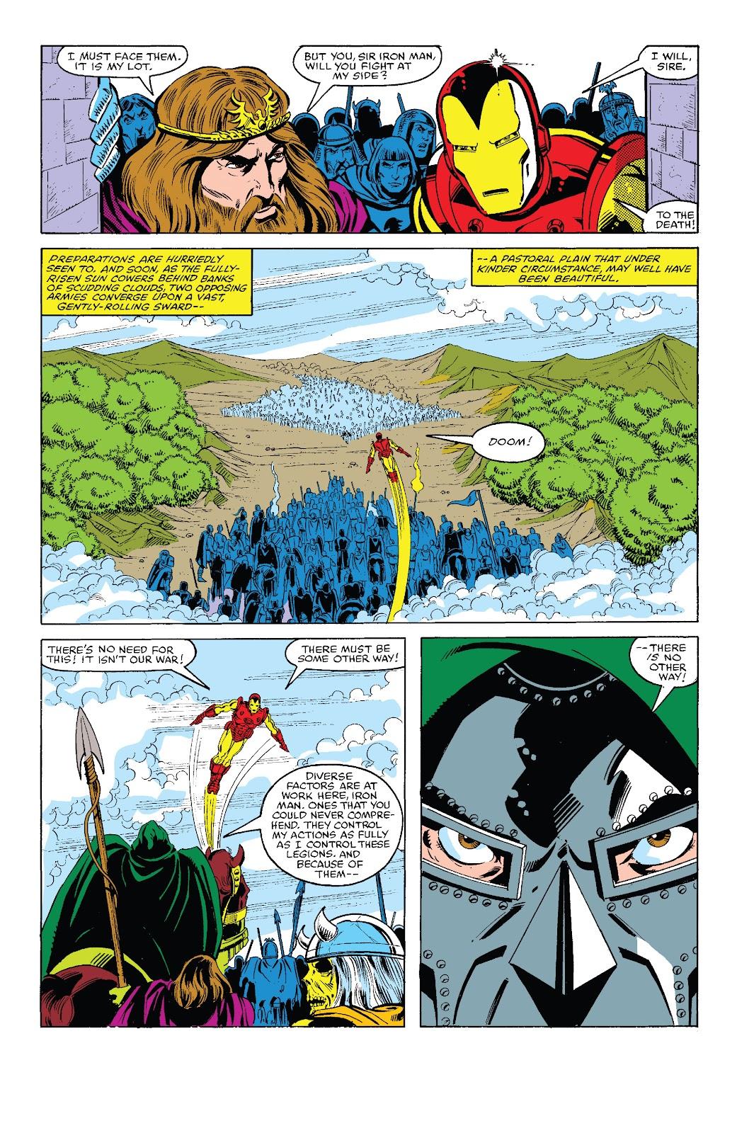Read online Marvel Tales: Iron Man comic -  Issue # Full - 60