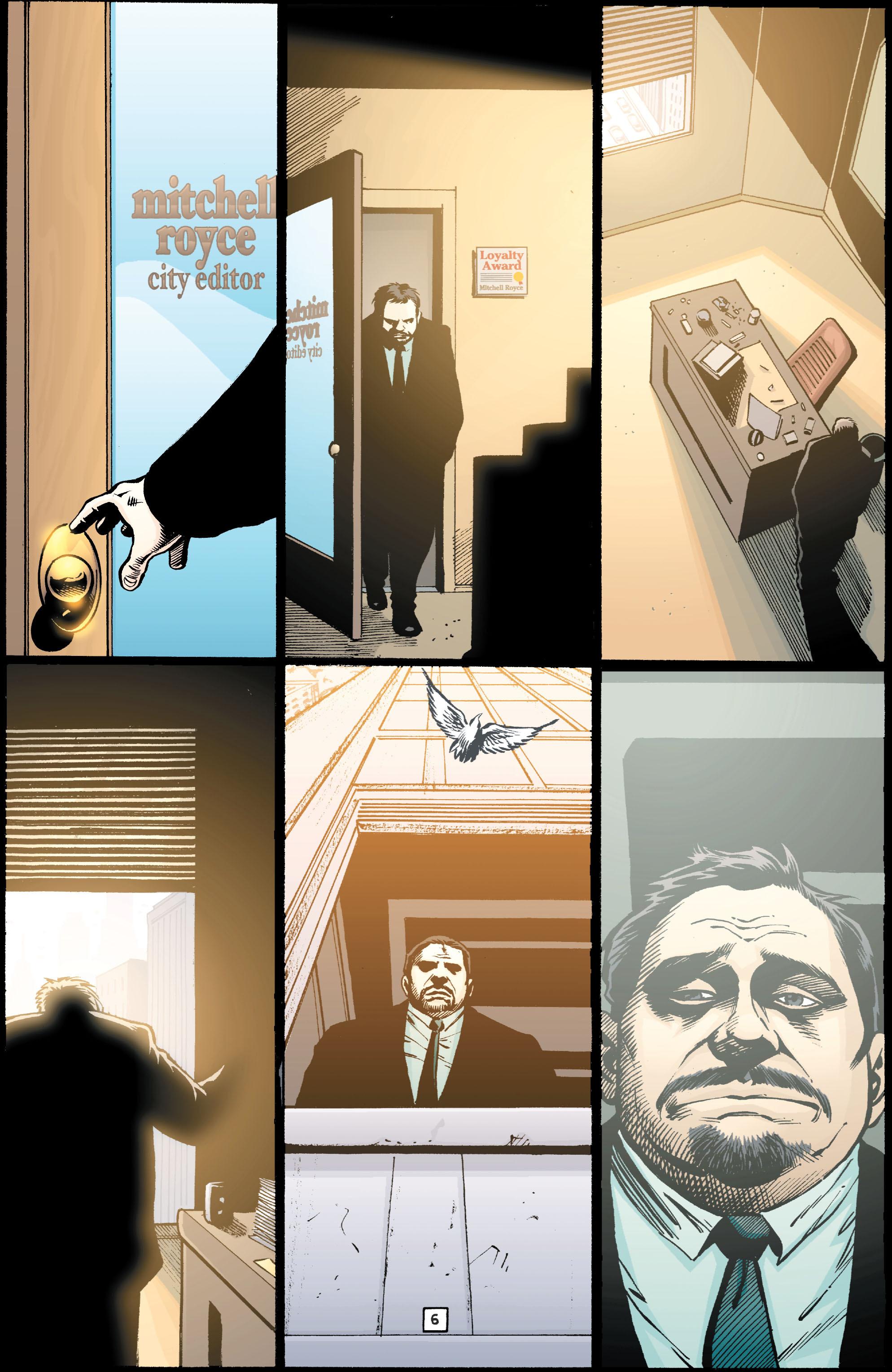 Read online Transmetropolitan comic -  Issue #39 - 7