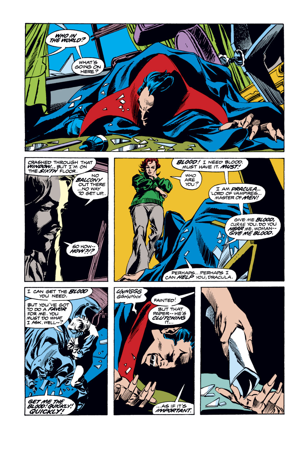 Tomb of Dracula (1972) issue 34 - Page 16