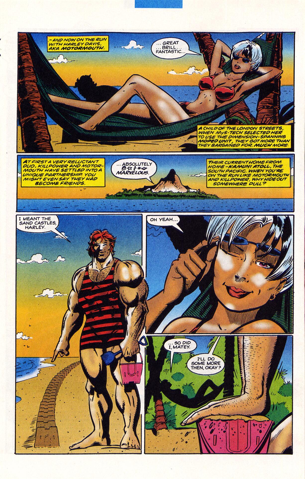 Read online Battletide comic -  Issue #1 - 11