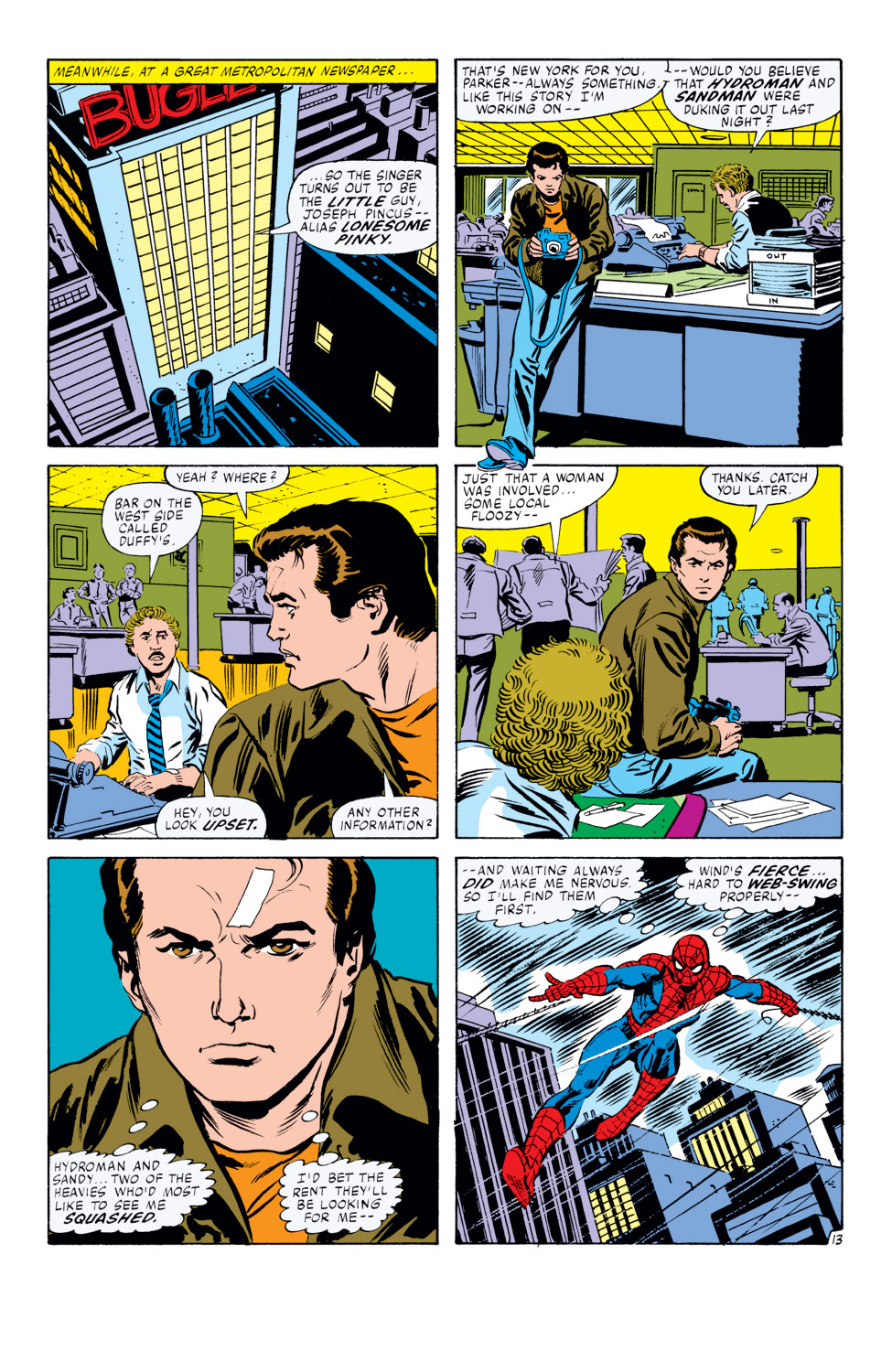 The Amazing Spider-Man (1963) 217 Page 13