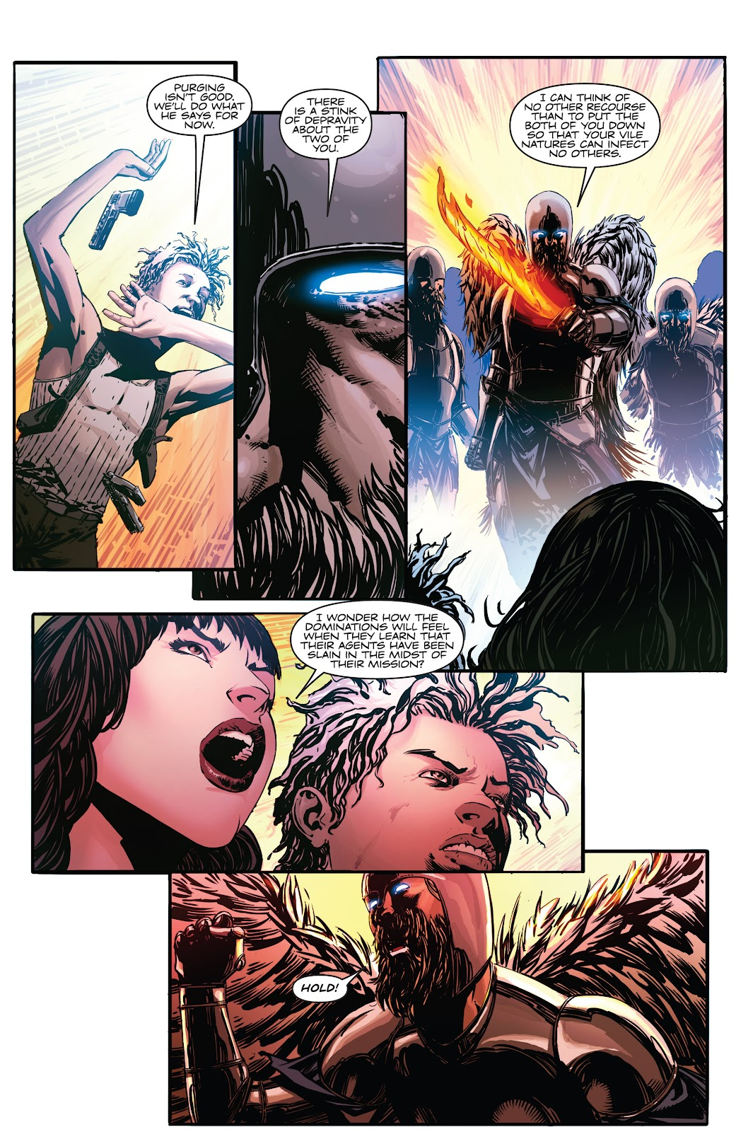 Read online Vampirella Strikes comic -  Issue #4 - 18