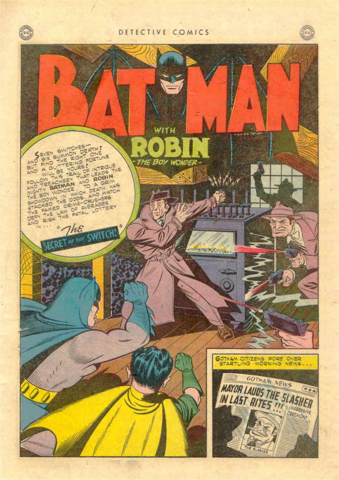 Read online Detective Comics (1937) comic -  Issue #97 - 3