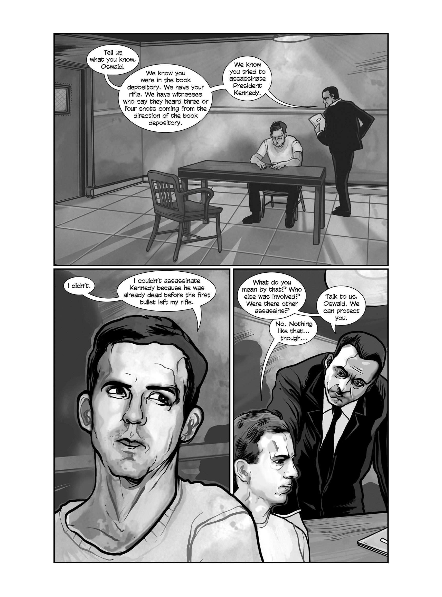 Read online FUBAR comic -  Issue #3 - 314