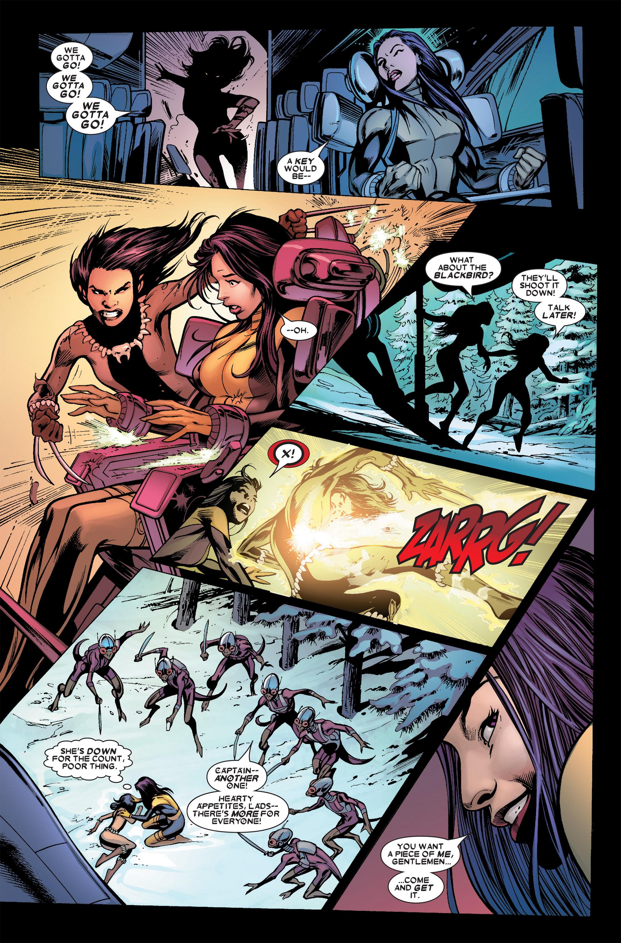 Read online Uncanny X-Men (1963) comic -  Issue #456 - 20
