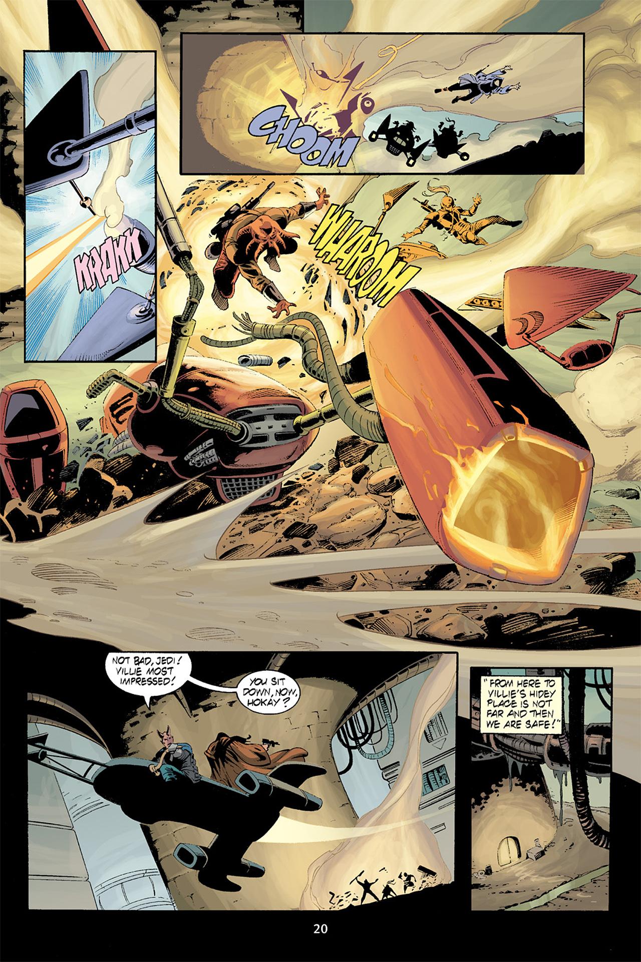 Read online Star Wars Omnibus comic -  Issue # Vol. 15 - 18