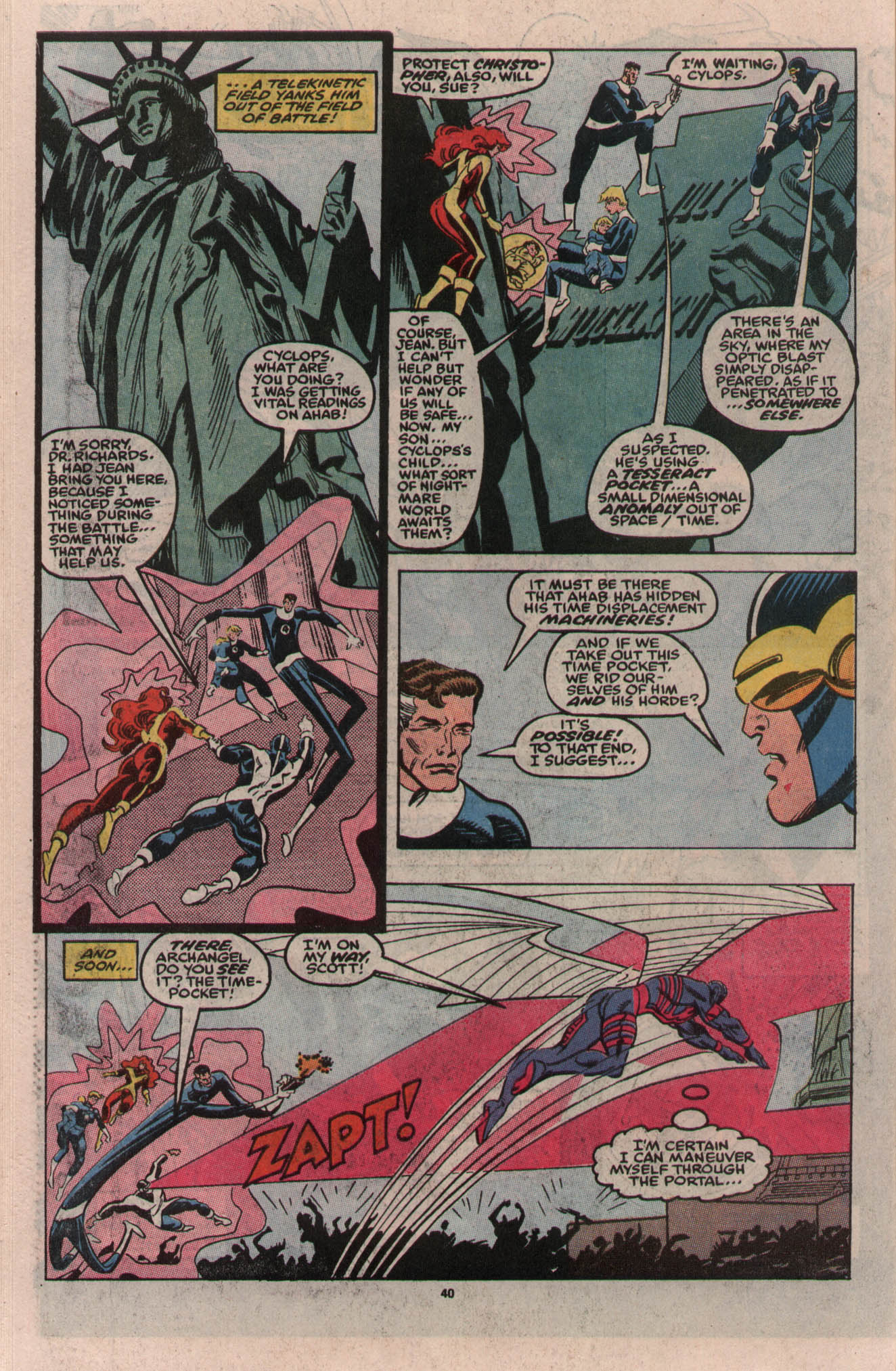 Read online X-Factor (1986) comic -  Issue # _ Annual 5 - 35