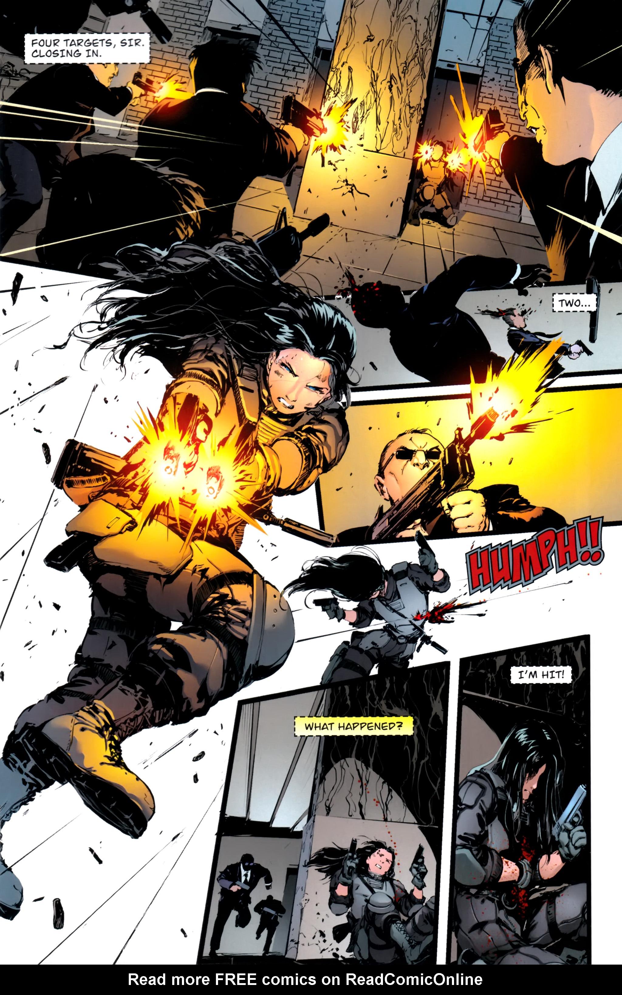 Read online Astria comic -  Issue #1 - 3