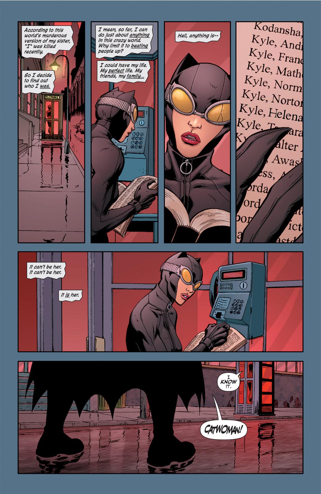 Catwoman (2002) #77 #77 - English 16