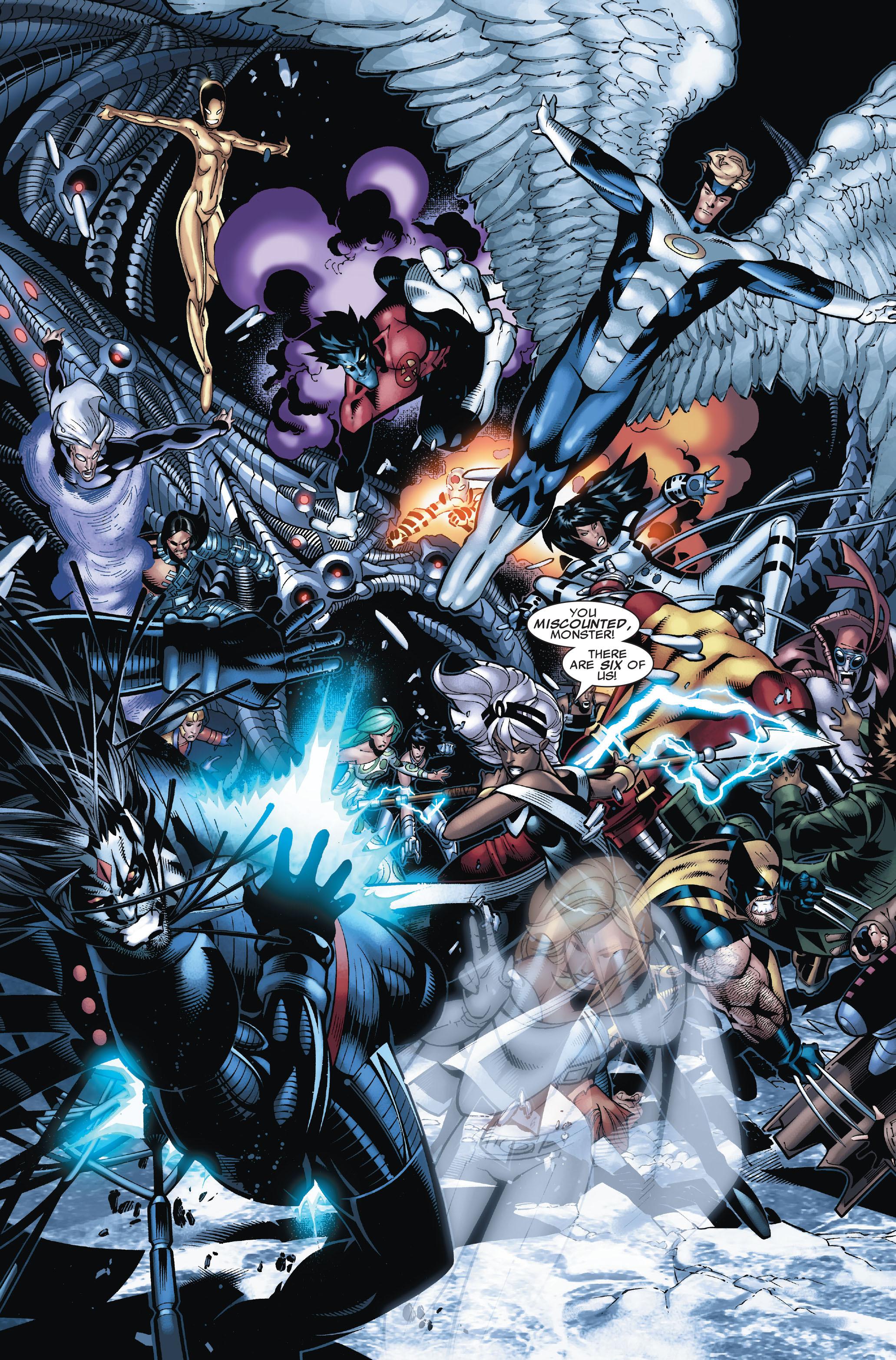 X-Men (1991) 205 Page 4