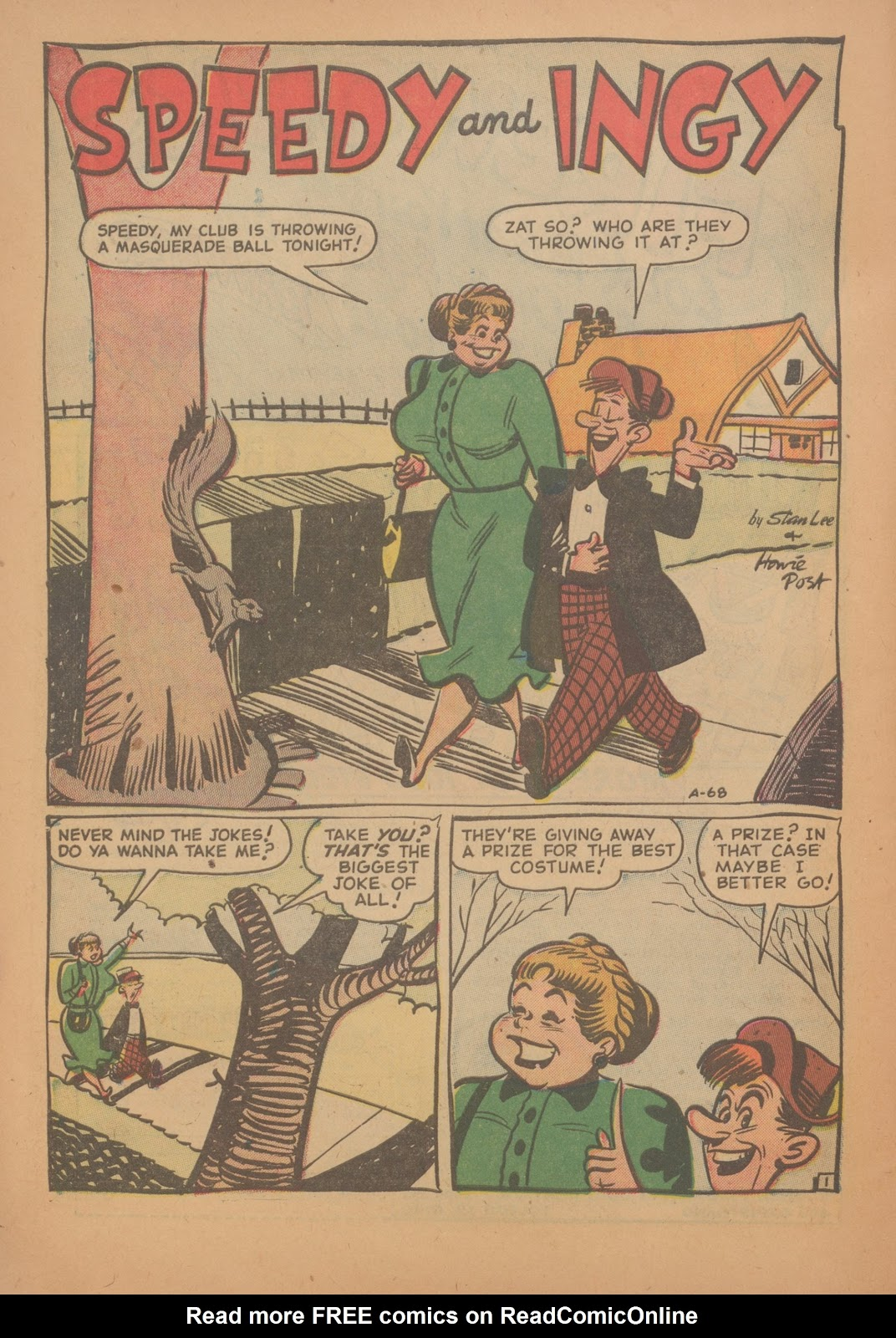 Read online Nellie The Nurse (1945) comic -  Issue #35 - 10