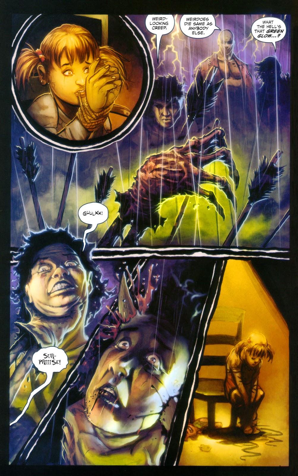 Read online Evil Ernie in Santa Fe comic -  Issue #2 - 9