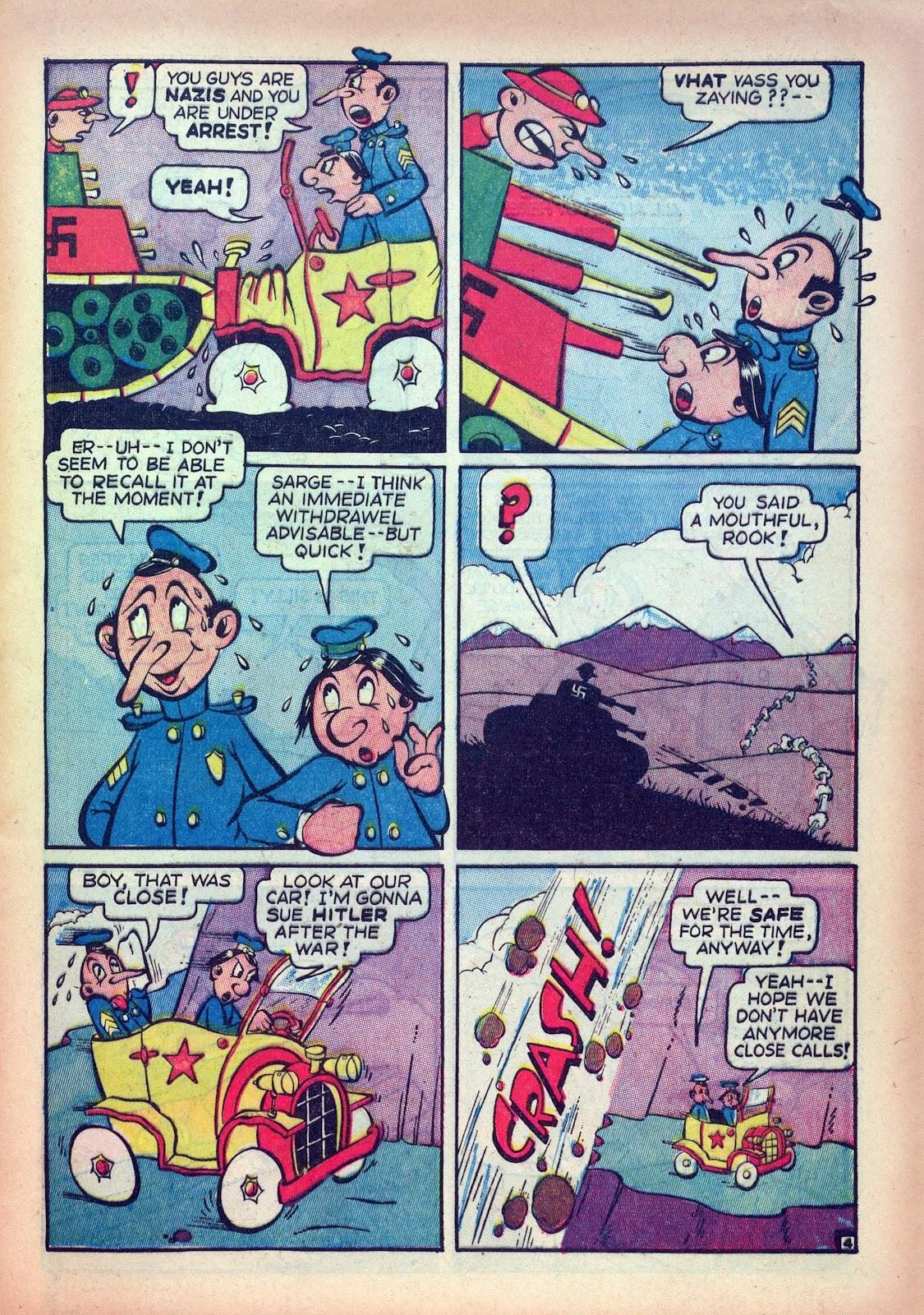 Read online Joker Comics comic -  Issue #9 - 17