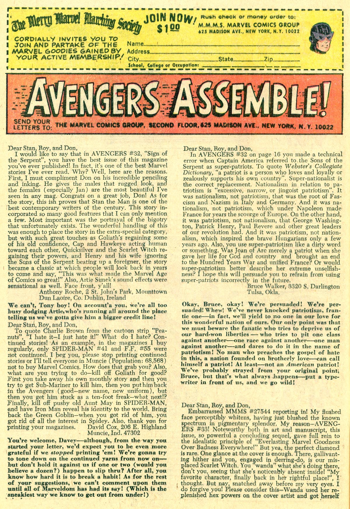 The Avengers (1963) 36 Page 31