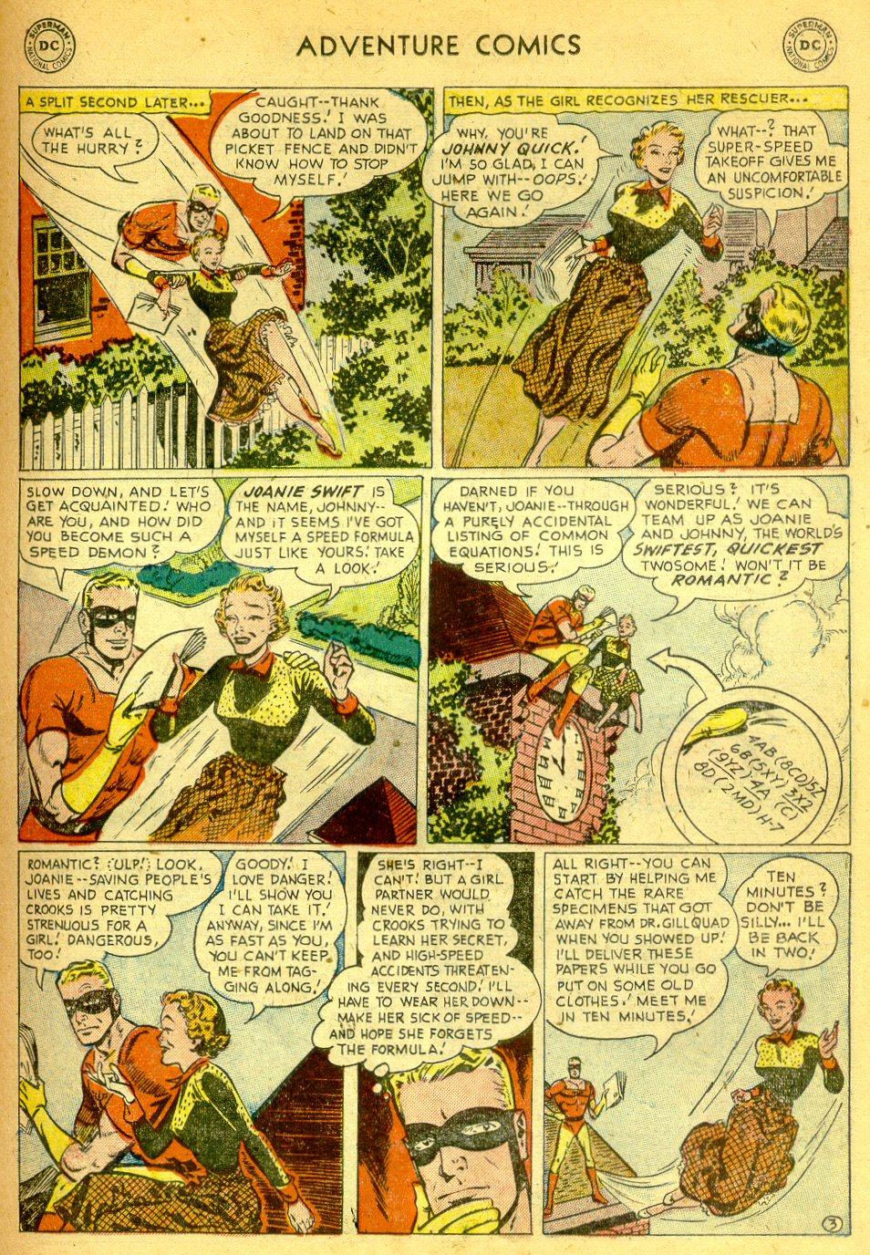 Read online Adventure Comics (1938) comic -  Issue #181 - 26