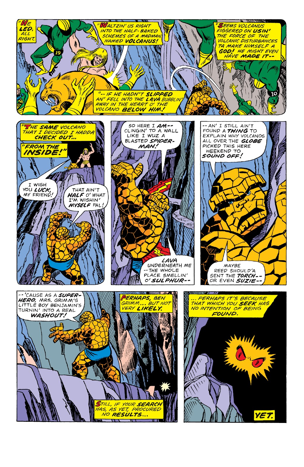 Read online Marvel Two-In-One Epic Collection: Cry Monster comic -  Issue # TPB (Part 4) - 54