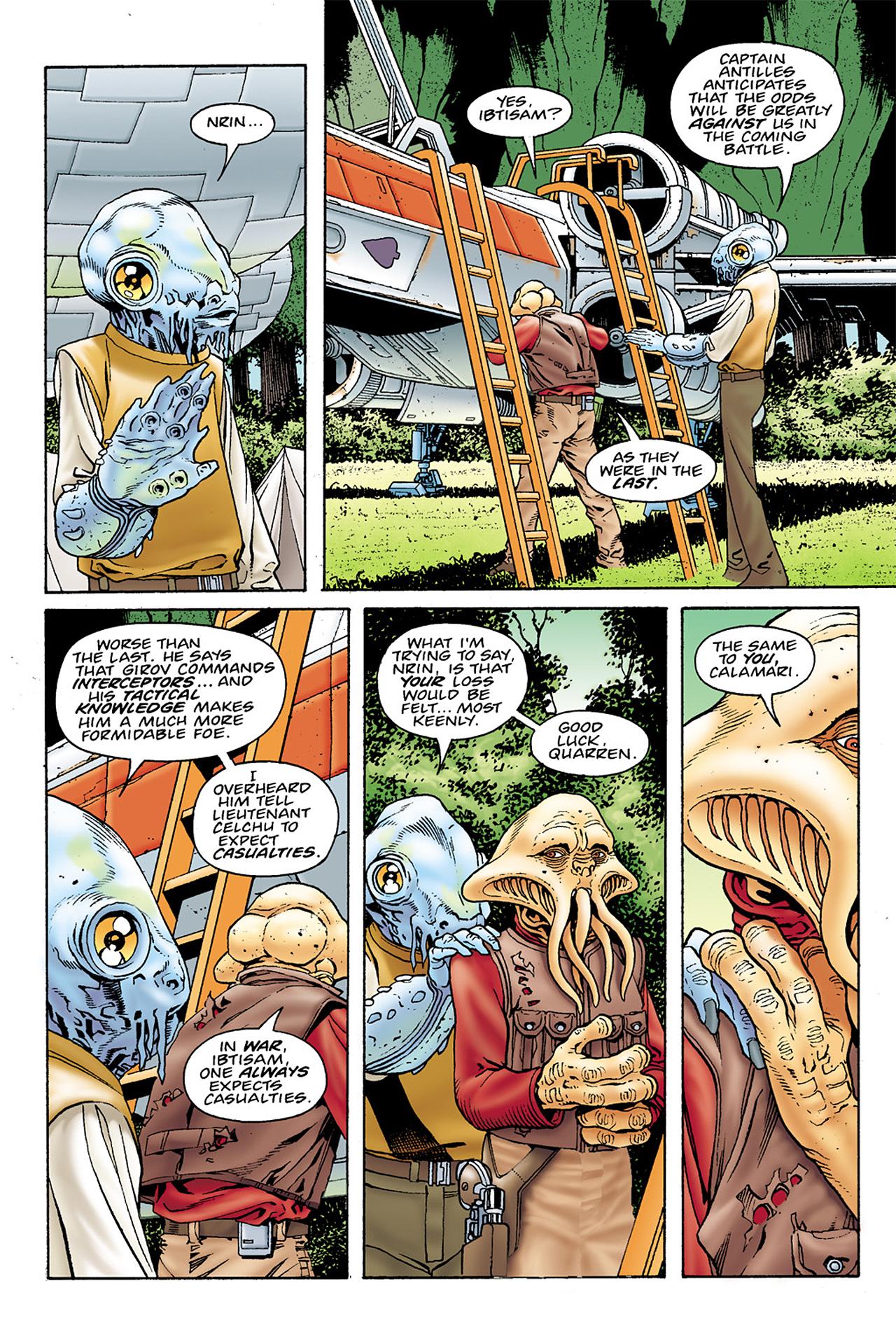 Read online Star Wars Omnibus comic -  Issue # Vol. 2 - 281