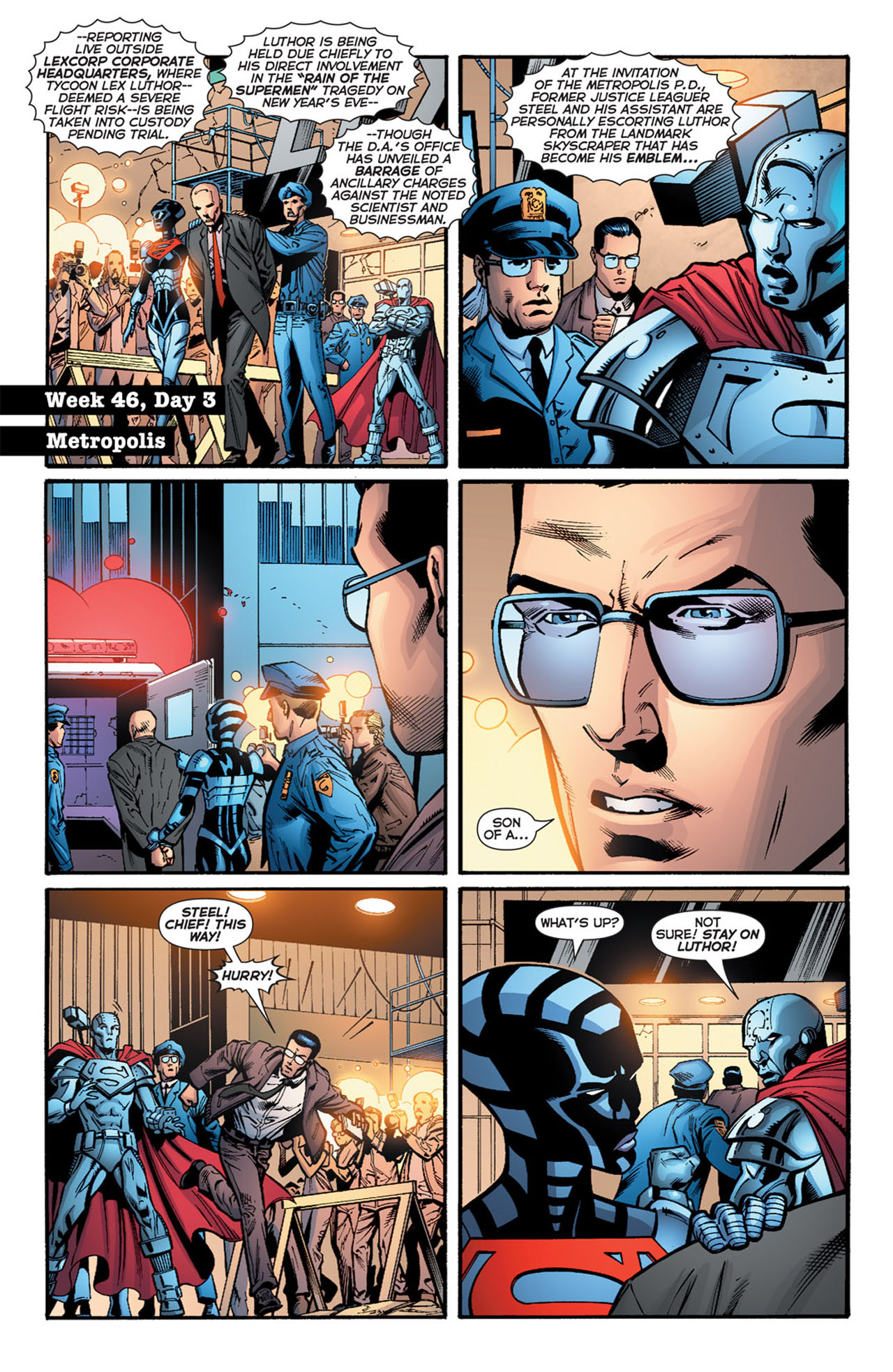 Read online 52 comic -  Issue #46 - 16