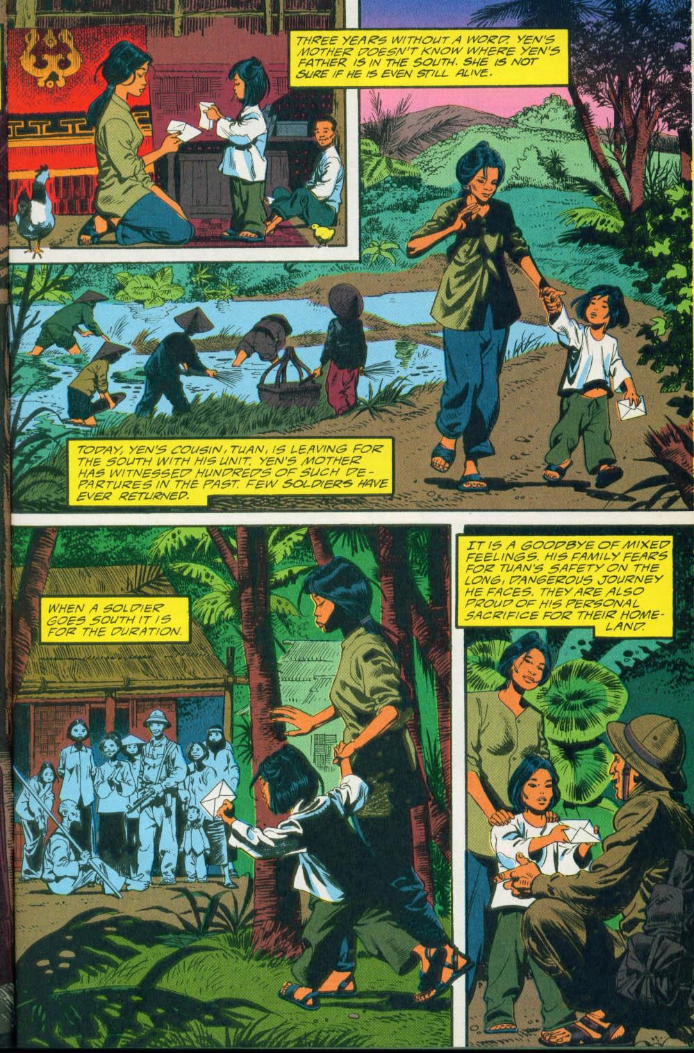 The Nam #84 #84 - English 4