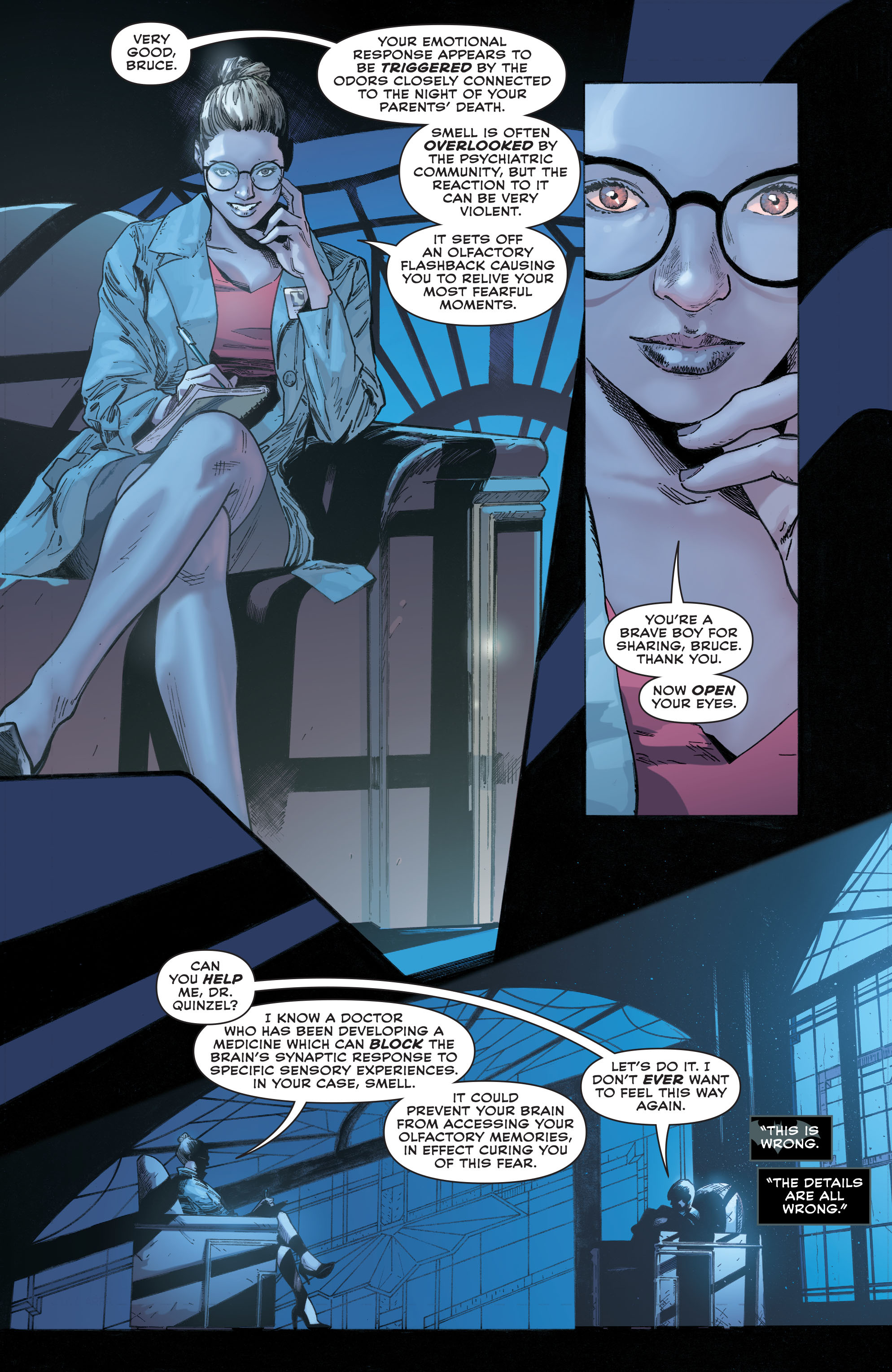 Read online Trinity (2016) comic -  Issue #3 - 10