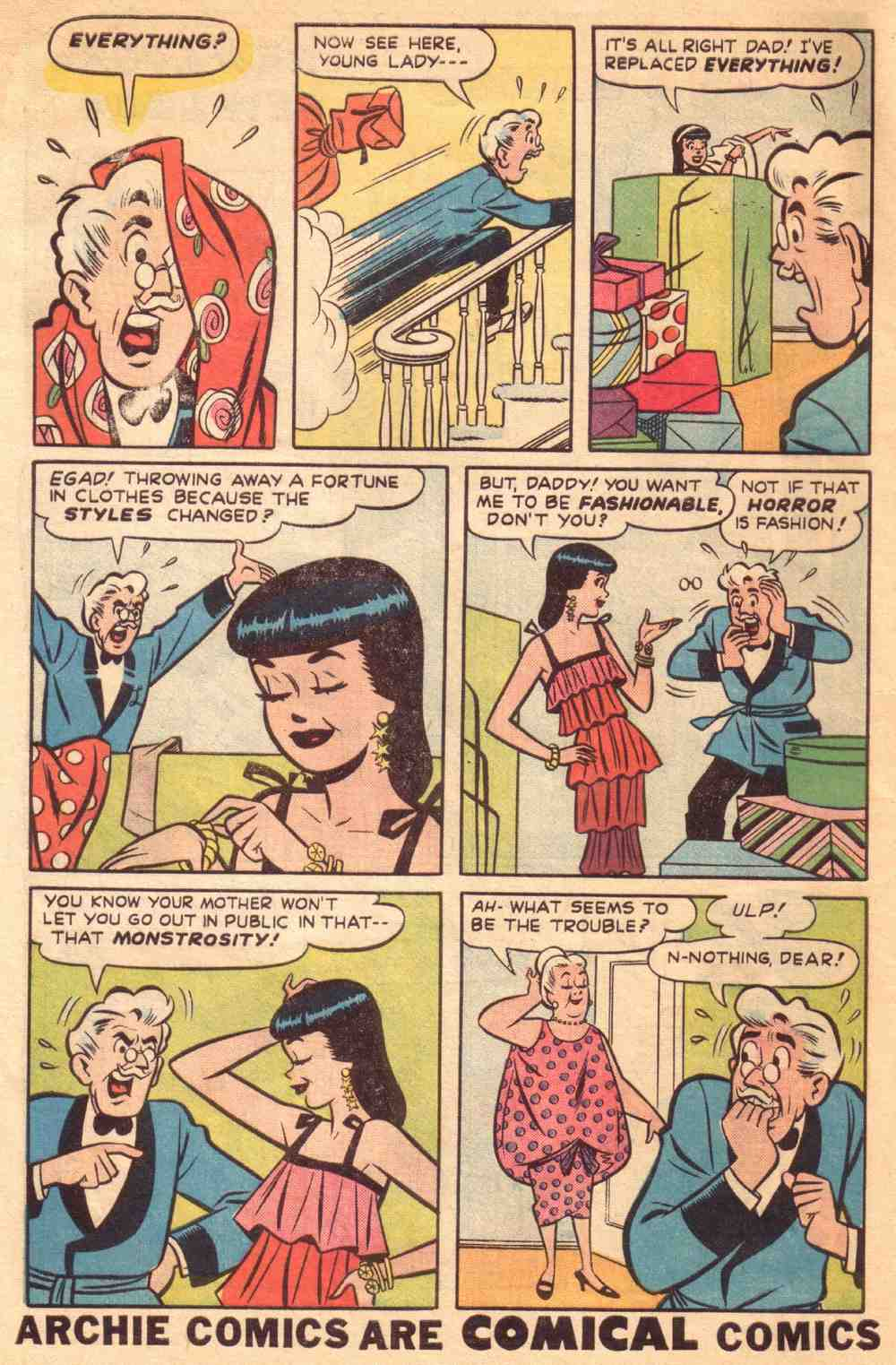 Read online Archie's Girls Betty and Veronica comic -  Issue #39 - 4
