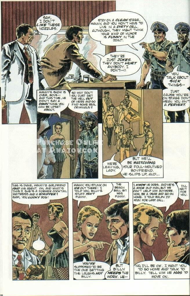 Read online Quantum Leap comic -  Issue #10 - 7