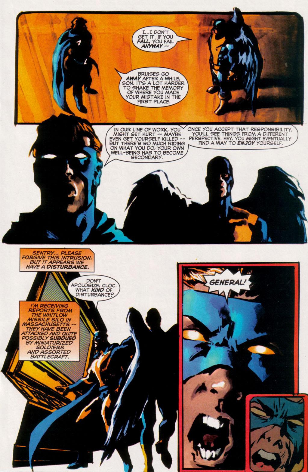 Read online Sentry/X-Men comic -  Issue # Full - 16
