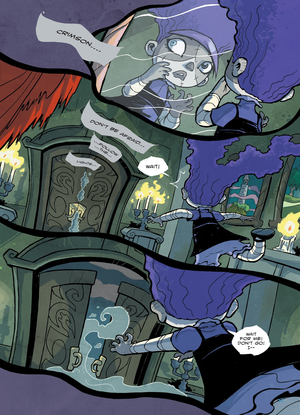 Read online The Smurfs comic -  Issue #23 - 62