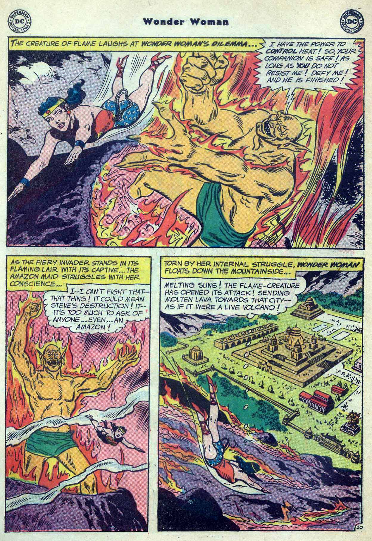 Read online Wonder Woman (1942) comic -  Issue #120 - 26