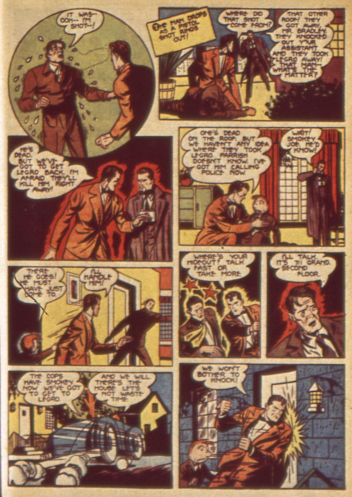 Read online Detective Comics (1937) comic -  Issue #49 - 63
