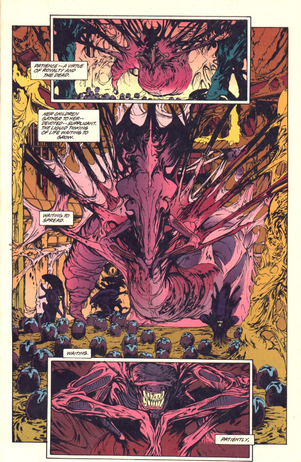 Read online Aliens: Rogue comic -  Issue #3 - 3