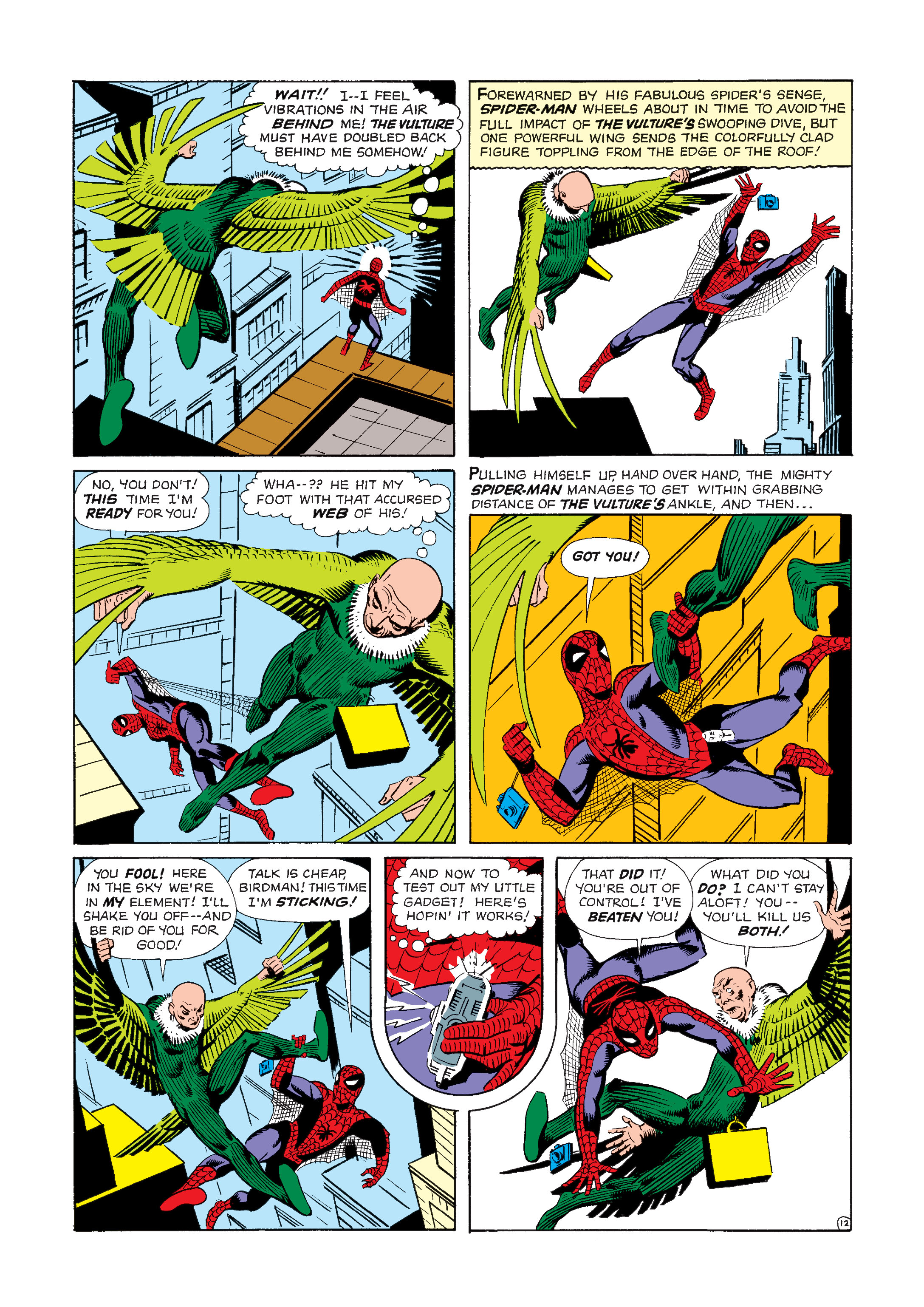 The Amazing Spider-Man (1963) 2 Page 12
